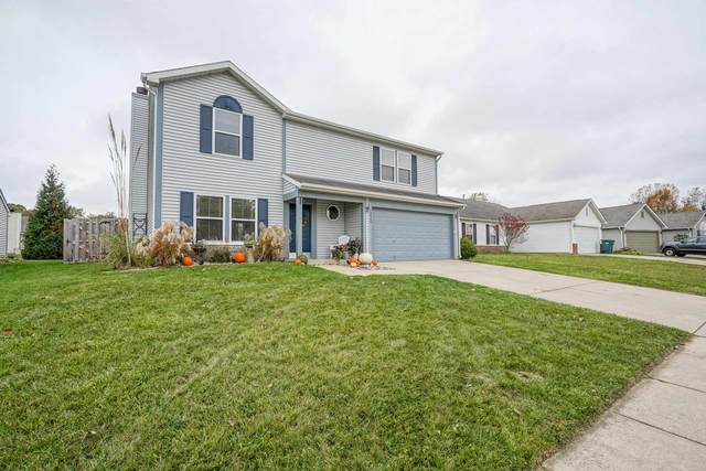 2409 W Temple Court, West Lafayette, IN 47906 (MLS #202042670) :: Parker Team