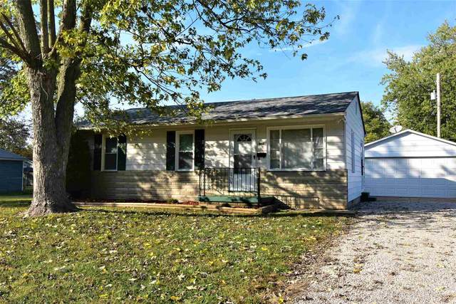 4024 E Riverside Drive, Evansville, IN 47714 (MLS #202042678) :: Parker Team