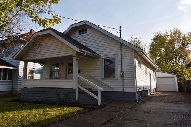 1213 John Street, Frankfort, IN 46041 (MLS #202042739) :: The Romanski Group - Keller Williams Realty