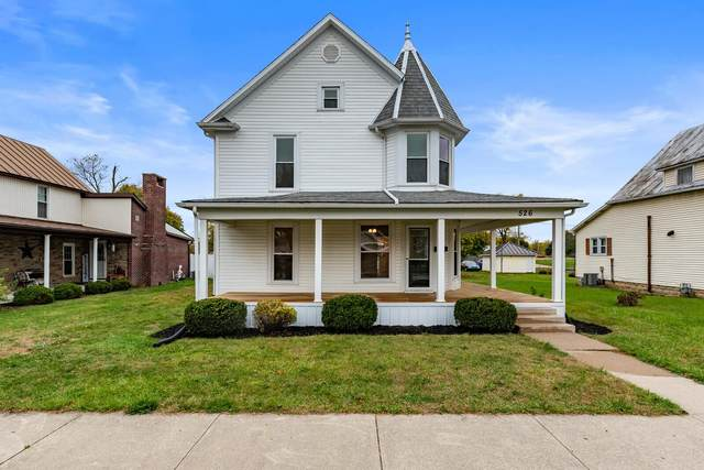 526 W North Street, Winchester, IN 47394 (MLS #202042747) :: The ORR Home Selling Team
