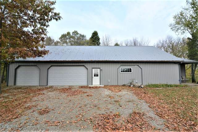 277 St Rd 161, Boonville, IN 47601 (MLS #202042754) :: The Dauby Team