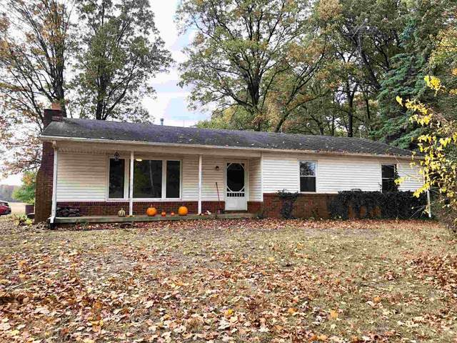 6972 E 1000 N, Monticello, IN 47960 (MLS #202042758) :: The Romanski Group - Keller Williams Realty