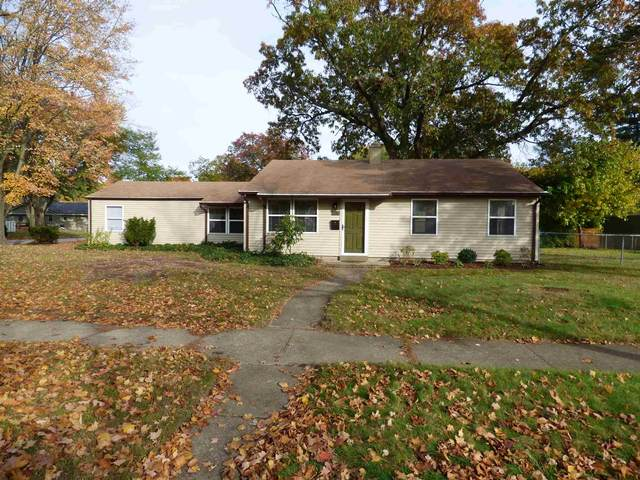 330 Manchester Drive, South Bend, IN 46615 (MLS #202042775) :: Parker Team