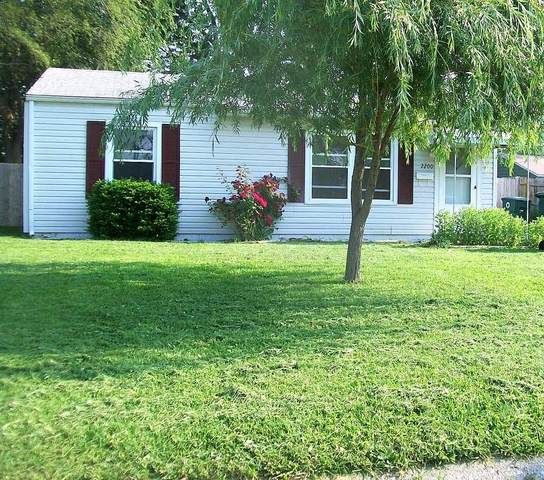 2200 E 19th Street, Muncie, IN 47302 (MLS #202042824) :: The Dauby Team