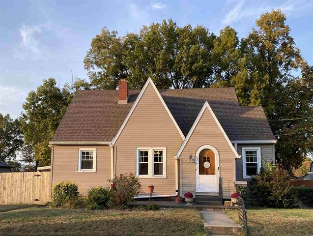 402 E Vine Street, Fort Branch, IN 47648 (MLS #202042842) :: Parker Team