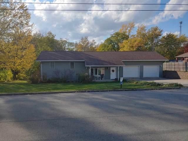 167 S Liberty Street, Russiaville, IN 46979 (MLS #202042844) :: The Romanski Group - Keller Williams Realty