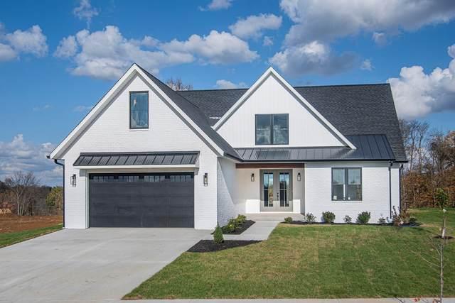 4676 N Triple Crown Drive, Bloomington, IN 47404 (MLS #202042866) :: The Dauby Team