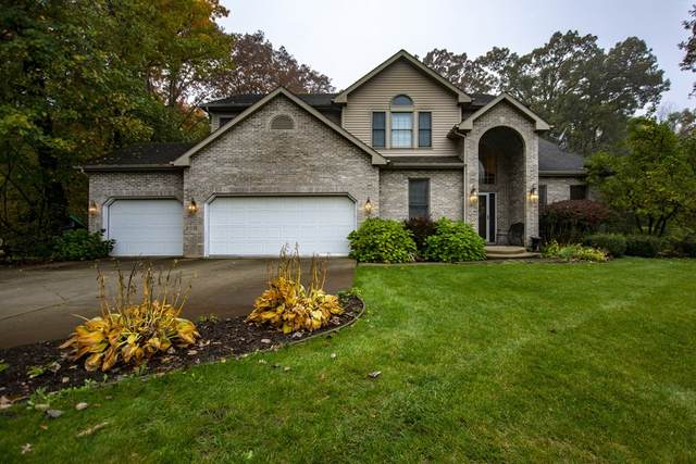 51855 Westwood Forest Drive, South Bend, IN 46628 (MLS #202042868) :: The Dauby Team