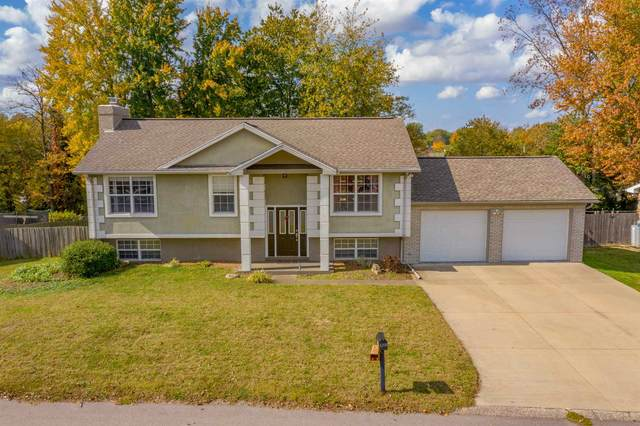 4399 Maryjoetta Drive, Newburgh, IN 47630 (MLS #202042894) :: Parker Team