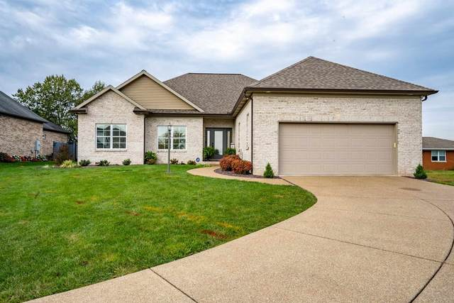 8786 Calvin Circle, Newburgh, IN 47630 (MLS #202042908) :: Parker Team