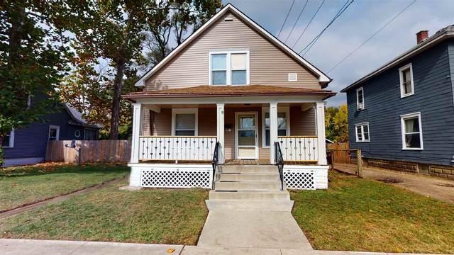 404 W Garfield Avenue, Elkhart, IN 46516 (MLS #202042910) :: The Dauby Team
