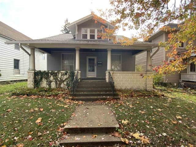 1123 High Street, Logansport, IN 46947 (MLS #202042926) :: The Romanski Group - Keller Williams Realty