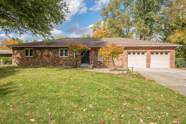 2568 Nottingham Place, West Lafayette, IN 47906 (MLS #202043034) :: The Carole King Team
