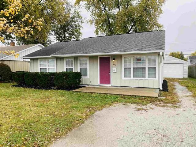 2301 Teal Road, Lafayette, IN 47905 (MLS #202043053) :: The Romanski Group - Keller Williams Realty