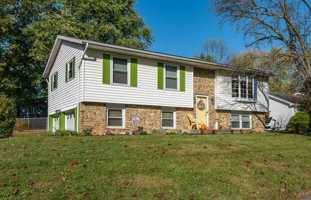 3232 S Fairington Drive, Bloomington, IN 47403 (MLS #202043112) :: The ORR Home Selling Team