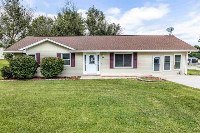 215 E Sycamore Street, Dale, IN 47523 (MLS #202043116) :: The ORR Home Selling Team
