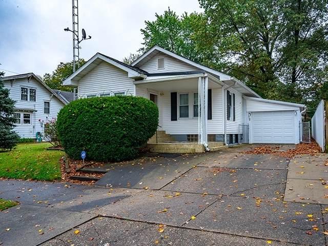 615 W Emerson Street, Princeton, IN 47670 (MLS #202043138) :: Parker Team