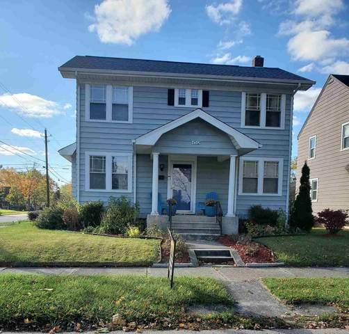 4542 Wilmette Street, Fort Wayne, IN 46806 (MLS #202043181) :: The ORR Home Selling Team