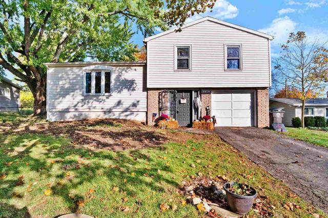 2615 Otsego Drive, Fort Wayne, IN 46825 (MLS #202043188) :: The ORR Home Selling Team