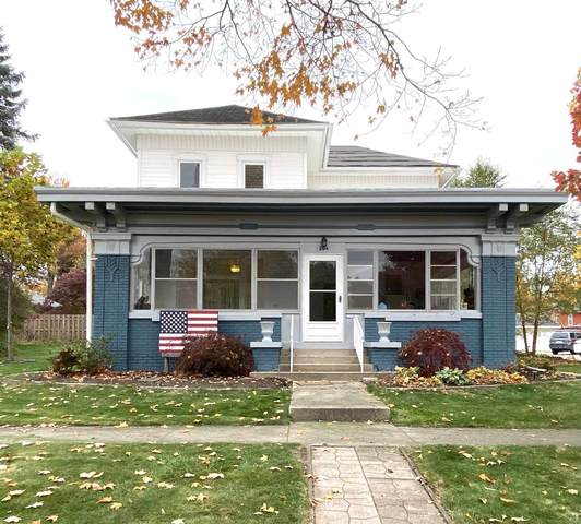 206 W 2nd Street, North Manchester, IN 46962 (MLS #202043195) :: The Romanski Group - Keller Williams Realty