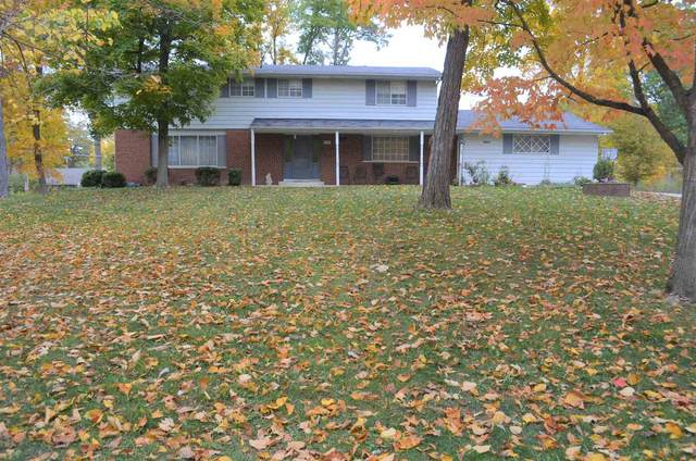 2133 Beechmont Drive, Fort Wayne, IN 46825 (MLS #202043212) :: The ORR Home Selling Team