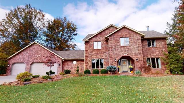 1330 Cobblestone Road, Jasper, IN 47546 (MLS #202043230) :: Aimee Ness Realty Group
