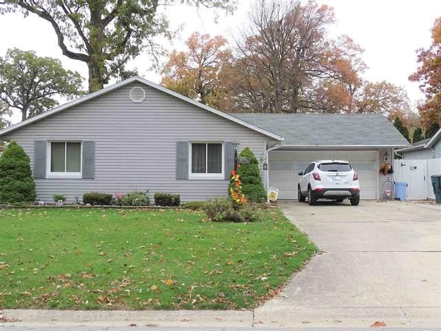 3002 E Esther Lane, Muncie, IN 47302 (MLS #202043264) :: The ORR Home Selling Team