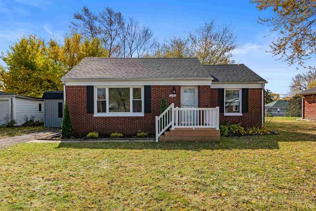 1101 W Dunn Avenue, Muncie, IN 47303 (MLS #202043286) :: The ORR Home Selling Team