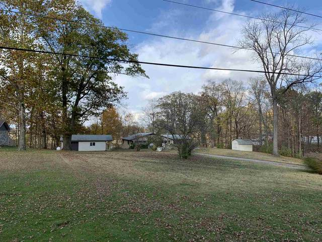 10908 E Hills And Dales Drive, Selma, IN 47383 (MLS #202043297) :: The ORR Home Selling Team