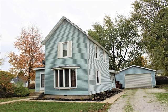 1008 E 4th Street, Fowler, IN 47944 (MLS #202043311) :: The Romanski Group - Keller Williams Realty
