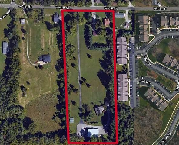1609,1629,1701 W Allen Street, Bloomington, IN 47403 (MLS #202043320) :: The ORR Home Selling Team