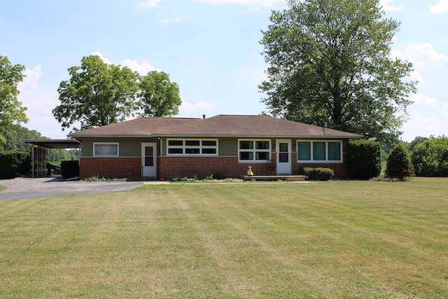 15777 W 900 North Road, Jasonville, IN 47438 (MLS #202043323) :: The ORR Home Selling Team