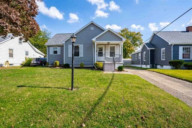 2463 N Bedford Avenue, Evansville, IN 47711 (MLS #202043326) :: The ORR Home Selling Team