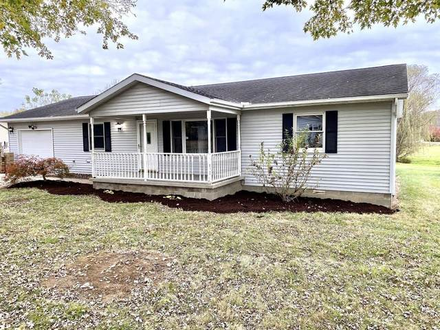 3154 Cross Street, Spencer, IN 47460 (MLS #202043330) :: The ORR Home Selling Team