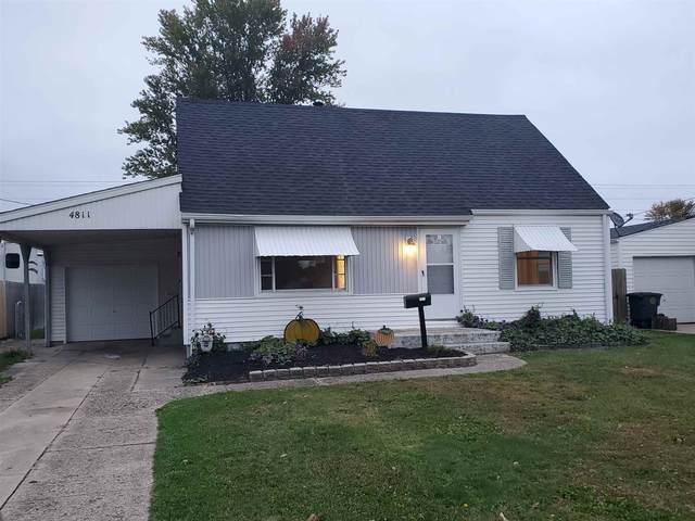 4811 W Sample Street, South Bend, IN 46619 (MLS #202043344) :: RE/MAX Legacy