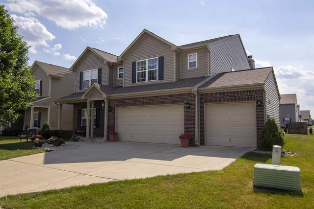4020 Joshua Drive, Marion, IN 46953 (MLS #202043367) :: The Carole King Team