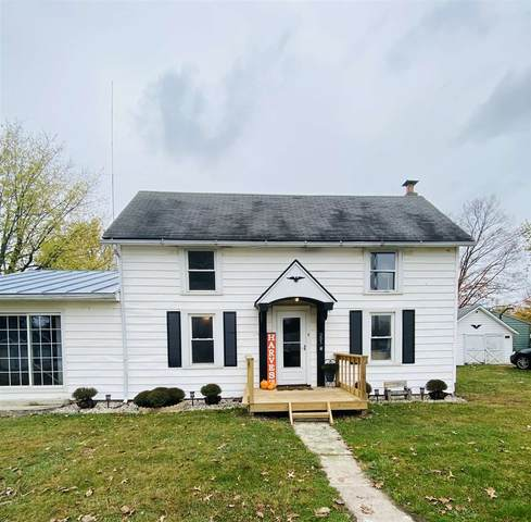 205 N First Street, Parker City, IN 47368 (MLS #202043437) :: The ORR Home Selling Team