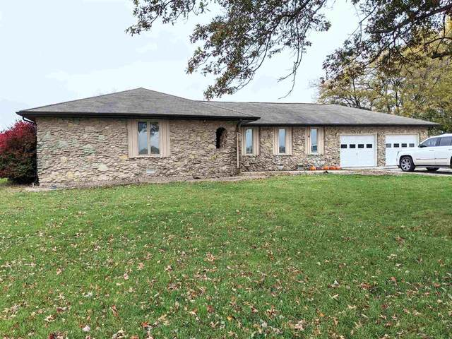 5129 N 200 WEST, Kokomo, IN 46901 (MLS #202043438) :: Parker Team