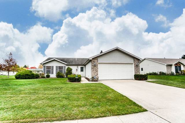 1409 Beckland Drive, Angola, IN 46703 (MLS #202043445) :: Parker Team