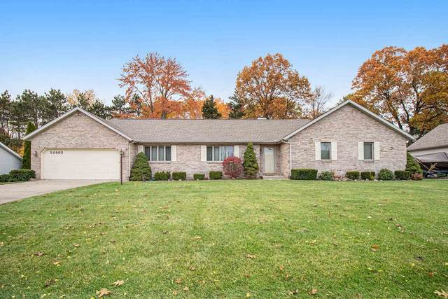 25563 Fawn Ridge Drive, South Bend, IN 46619 (MLS #202043460) :: Parker Team