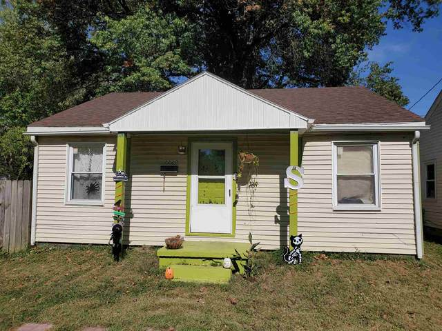 2220 Margybeth Avenue, Evansville, IN 47714 (MLS #202043471) :: Parker Team