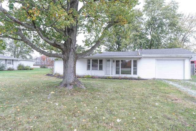 14700 W County Road 400 S Road, Daleville, IN 47334 (MLS #202043479) :: Parker Team
