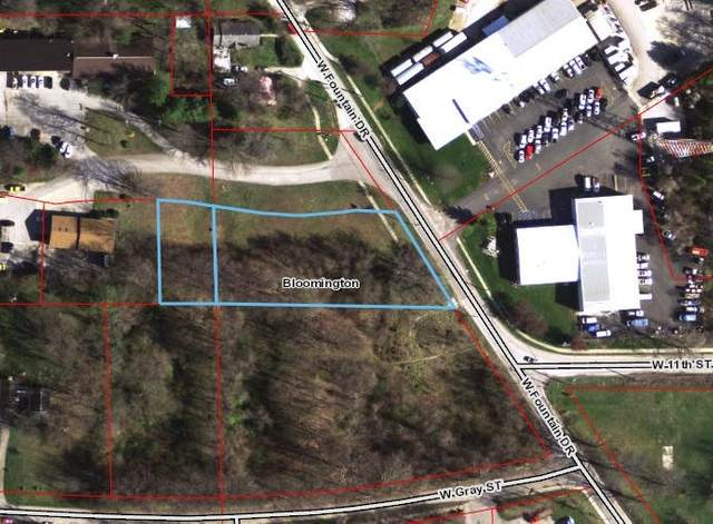 Lot 1 W Fountain (Vernal Pk) Drive, Bloomington, IN 47404 (MLS #202043623) :: The ORR Home Selling Team
