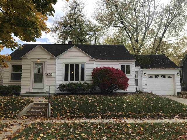 214 E Ohio Street, Bluffton, IN 46714 (MLS #202043642) :: Aimee Ness Realty Group