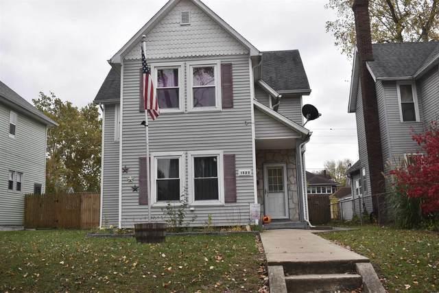 1523 North Street, Logansport, IN 46947 (MLS #202043668) :: The Romanski Group - Keller Williams Realty