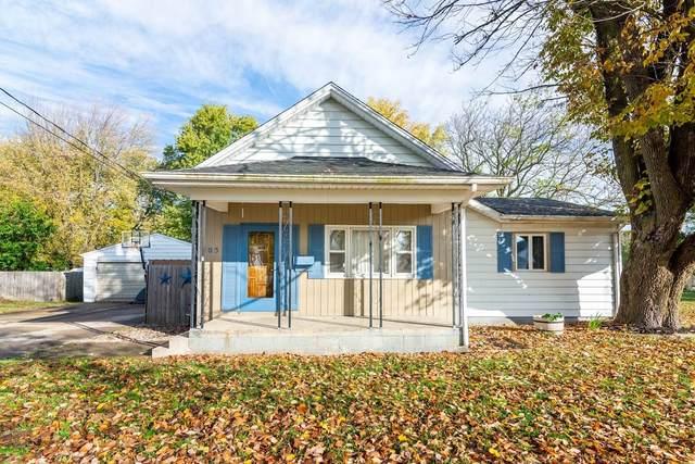 105 W Homrig Drive, Otterbein, IN 47970 (MLS #202043762) :: The Romanski Group - Keller Williams Realty