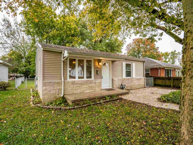 1703 Harding Avenue, Evansville, IN 47711 (MLS #202043786) :: Parker Team