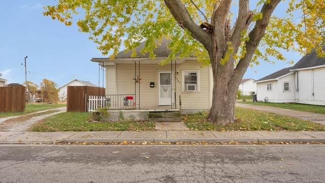 1702 N Webster Street, Kokomo, IN 46901 (MLS #202043798) :: The ORR Home Selling Team