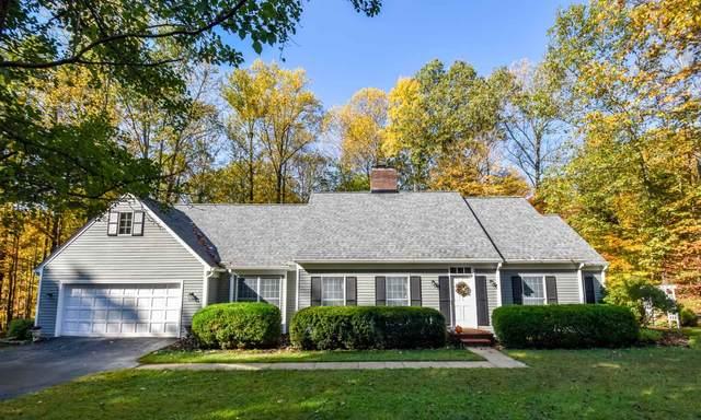 4970 E Ridgewood Drive, Bloomington, IN 47401 (MLS #202043831) :: The ORR Home Selling Team