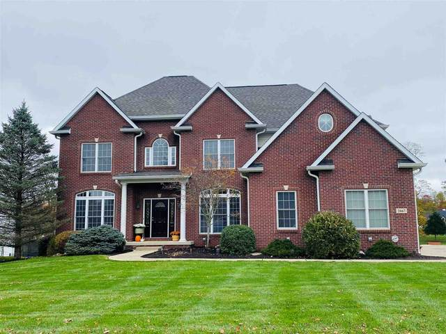 2667 E Ciana Court, Bloomington, IN 47401 (MLS #202043832) :: RE/MAX Legacy